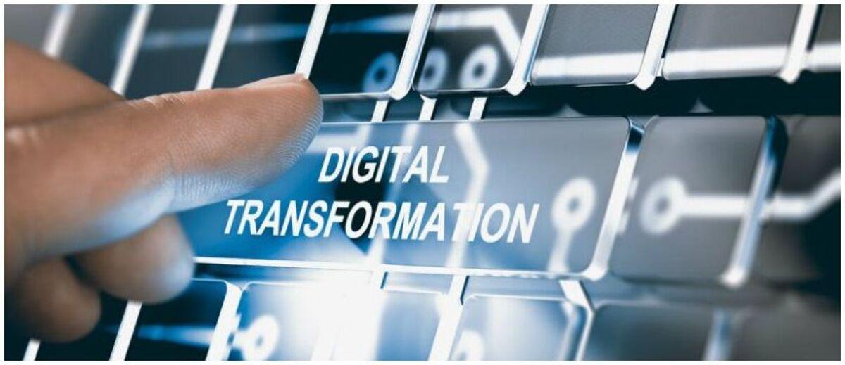 processus de digitalisation d'entreprise